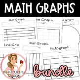 Math Graphs - Line Graph - Bar Graph - Pictograph - Circle Graph / Pie Chart
