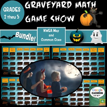 Math GraveyardGame Show Grades 2 Thru 5 for NWEA MAP and Common Core on 2nd grade numbers, toddler math test, spanish math test, principal math test, computer math test, 2nd grade coloring sheets, 2nd grade quotes, 2nd grade science, teacher math test, math book math test, 2nd science test, reading test, 2nd grade spelling, 2nd grade reading, kindergarten math test, 2nd grade multiplication, 5th math test, japanese math test, 2nd grade story paper,