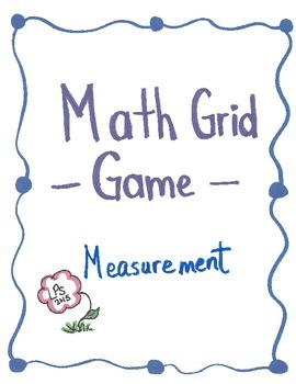 Math Grid Game Bundle