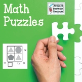 Math Grid Puzzles