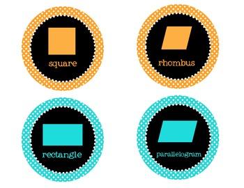 Math Grouping Cards