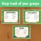 Small Group Math Poster Kit Bug Theme