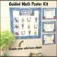 Math Groups Poster Kit  Dinosaur Theme