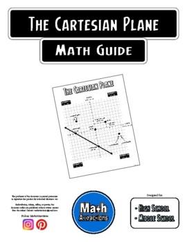 Math Guide - The Cartesian Plane