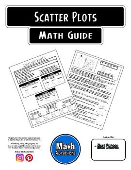 Math Guide - Scatterplots