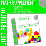 First Grade Math : Homework UNIT 5