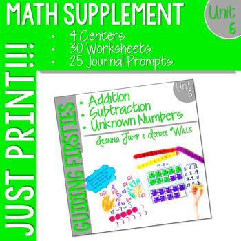 First Grade Math : Homework UNIT 6