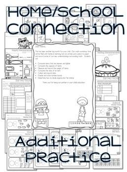 Kindergarten Math Printables UNIT 6
