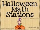 Math HalloStations