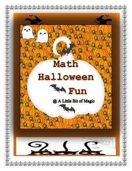 Math Halloween Fun
