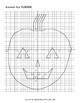 Math: Halloween Mystery Graph Picture 180906 Jack-O'-Lantern (Algebra, Graphing)