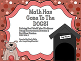 Math Has Gone to the DOGS!  CCSS 3.OA.2