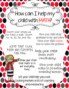 Math Help for Students and Parents