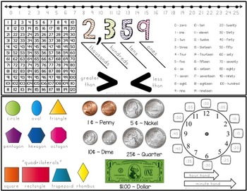 Math Helper: For Use on Desktops or More!