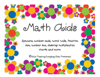 Math Helpers for Teachers