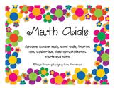 Math Helpers for Teachers