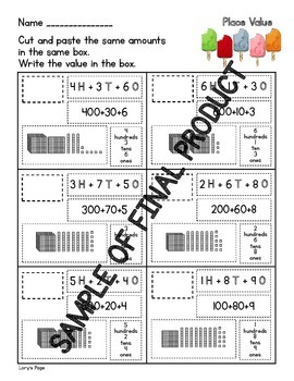 Place Value  2.NBT.A  2nd Grade Math Helps