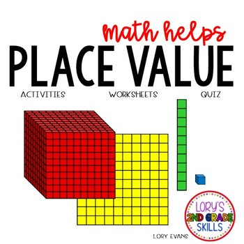 Place Value  2.NBT.A  2nd Grade Math Helps