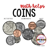 Counting Coins 2.MD.C.8  2nd Grade Math Helps