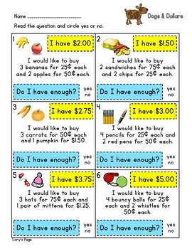 Money 2.MD.C.8  2nd Grade Math Helps