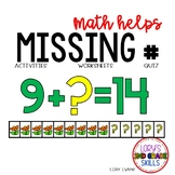 Missing Numbers  2.OA.A.1  2nd Grade Math Helps