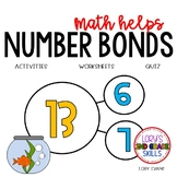 Number Bonds  2.OA.B.2  2nd Grade Math Helps