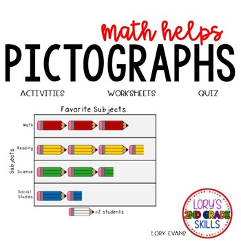 Pictographs  2.MD.D.10  2nd Grade Math Helps