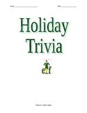 Math Holiday Trivia