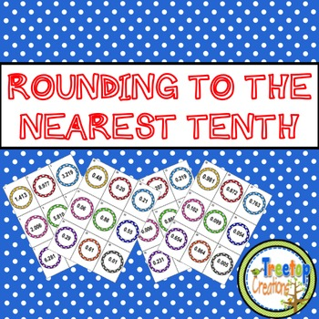 Decimal Rounding to Nearest Tenth