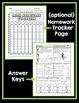 Math Homework 2nd Grade - Complete Year BUNDLE