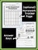 4th Grade Math Homework - Complete Year BUNDLE