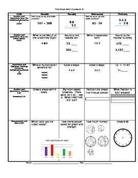 Math Homework 7