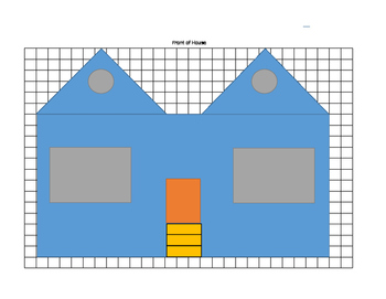 Math House Measurement Project Floor Plan