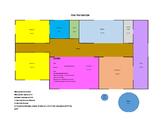 Math House Measurement Project Floor Plan