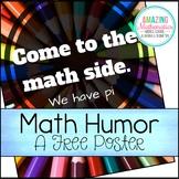 Math Humor Poster