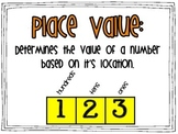 Place Value: Ways to Write Numbers