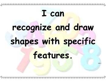 Math I Can CCSS 2nd grade Part 1