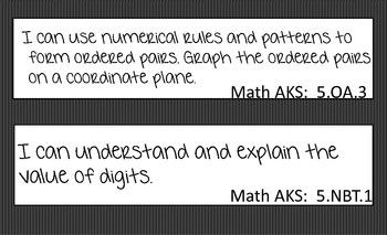 Math-I Can Statement AKS (GCPS)