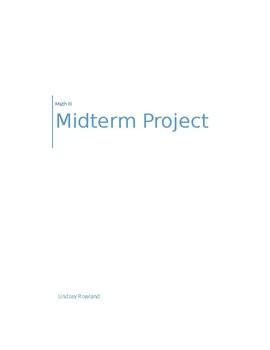 Math III Midterm Project