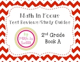 Math In Focus-2nd Grade-Test Reviews Book A (Chapters 1-9+BOY+Mid Year) BUNDLE!