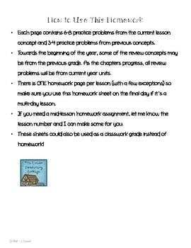 Math In Focus 4th Grade Chapter 15 HOMEWORK!