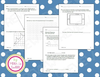Math In Focus - 4th Grade - End of Year Review