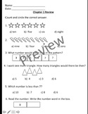 Math In Focus Chapter 1 Assessment Review