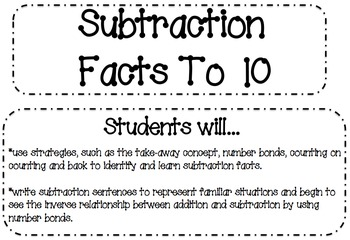Math In Focus Chapter 4 Vocabulary Cards