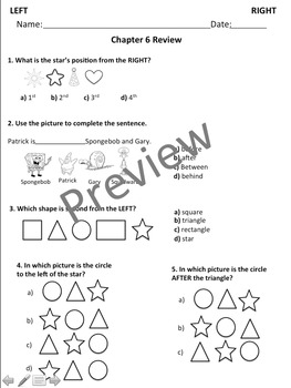Math In Focus Chapter 6 Assessment Review