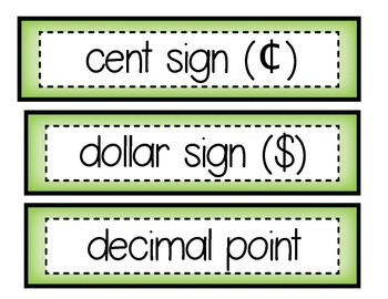 Math In Focus Grade 2, Chapter 11 Posters and Vocabulary Packet