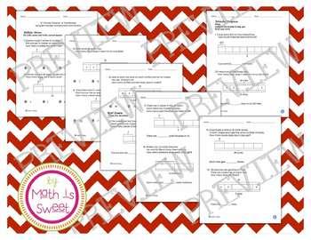 Math In Focus - Grade 2 - Chapter 16 (Bar Models: Mult. & Division) Review/Test