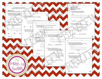 Math In Focus - Grade 2 - Chapter 16 (Bar Models: Mult. & Division) Review/Test