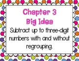 Math In Focus Grade 2, Chapter 3 Vocabulary, Math Journal