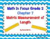 Math In Focus Grade 2, Chapter 7 Posters and Vocabulary Packet